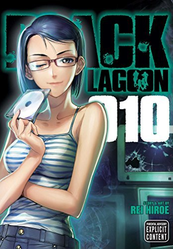 Rei Hiroe Black Lagoon Vol. 10