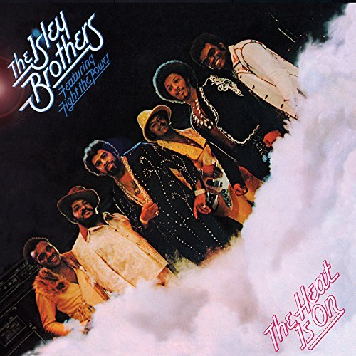 The Isley Brothers The Heat Is On (180 Gram Audiophile Translucent Red Vinyl)