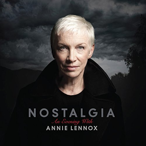 Annie Lennox An Evening Of Nostalgia With Annie Lennox CD Blu Ray Combo