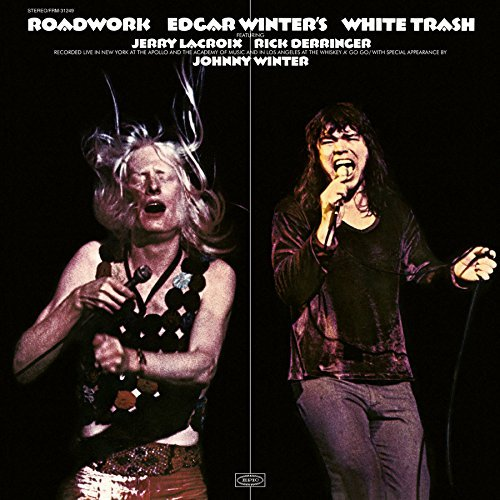 Edgar Winter's White Trash Roadwork
