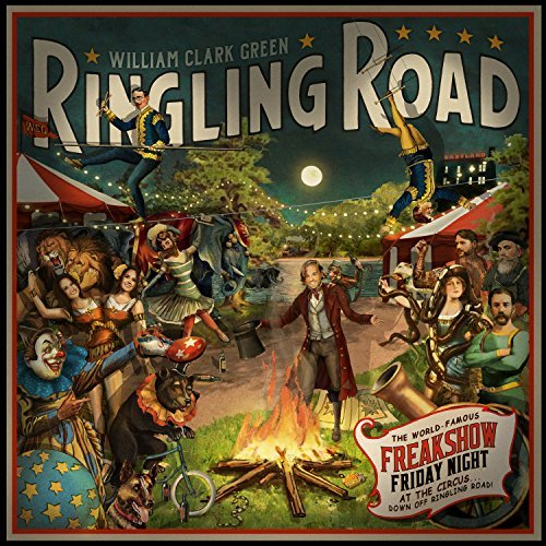 William Clark Green Ringling Road