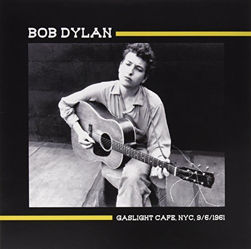 Dylan Bob Gaslight Nyc 9 6 61 Lp