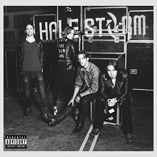 Halestorm Into The Wild Life Explicit Version