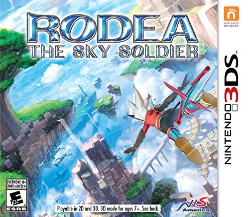 Nintendo 3ds Rodea The Sky Soldier Rodea The Sky Soldier