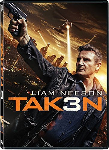 Taken 3 Neeson Whitaker Grace DVD Pg13