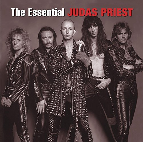 Judas Priest Essential Judas Priest 2 CD