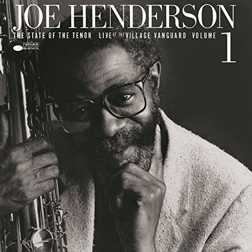 Joe Henderson State Of The Tenor Live At Th