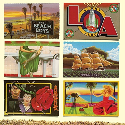 Beach Boys L.A. (light Album) L.A. (light Album)