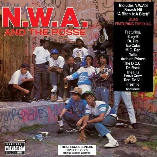 N.W.A. N.W.A. & The Posse Explicit Version N.W.A. & The Posse