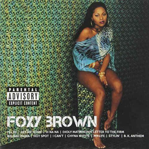 Foxy Brown Icon Explicit Version Icon