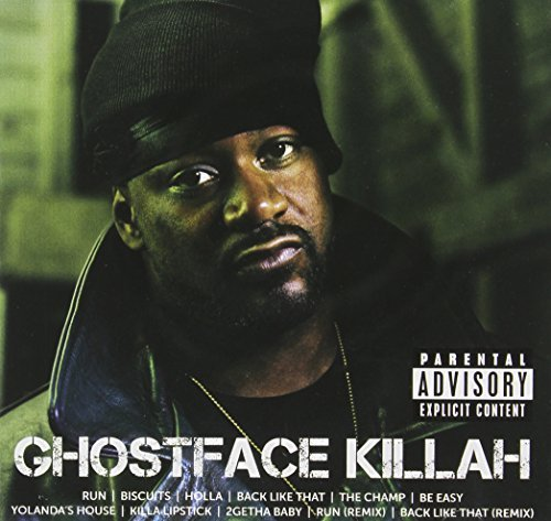 Ghostface Killah Icon Explicit Version Icon