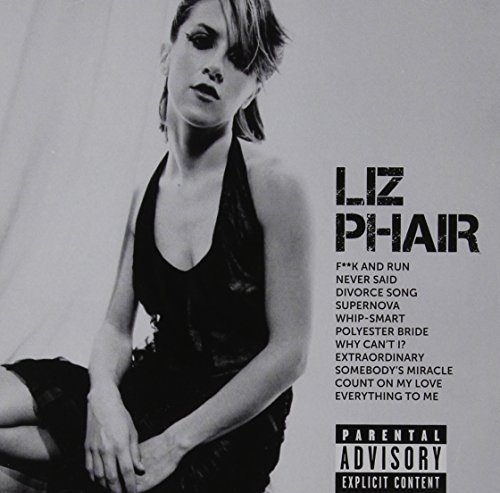 Liz Phair Icon Explicit Version Icon