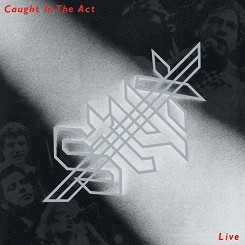 Styx Caught In The Act (live) Caught In The Act (live)