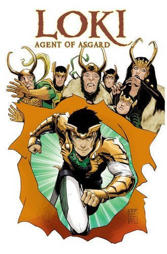 Al Ewing Loki Agent Of Asgard Volume 2 I Cannot Tell A Lie