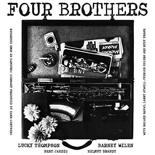 Thompson Lucky Wilen Barney Four Brothers