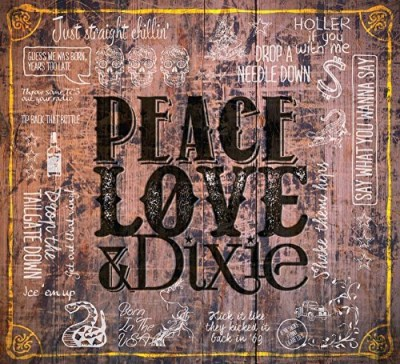 Cadillac Three Peace Love & Dixie Import Gbr