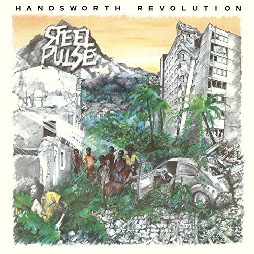Steel Pulse Handsworth Revolution Deluxe Import Gbr