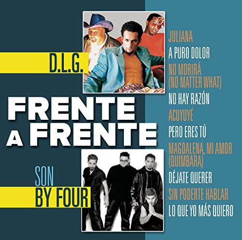 Dlg ( Dark Latin Groove ) So Frente A Frente