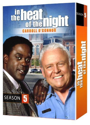In The Heat Of The Night Season 5 5 DVD
