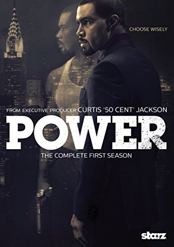 Power Season 1 DVD