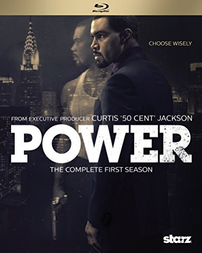Power Season 1 Blu Ray