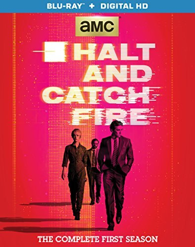 Halt & Catch Fire Season 1 Blu Ray