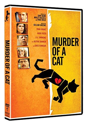 Murder Of A Cat Simmons Reed Kranz Kinnear DVD