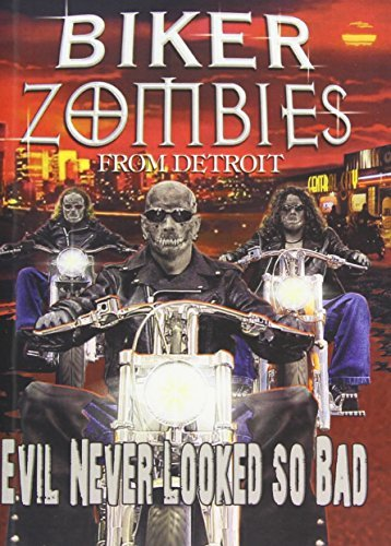 Biker Zombies From Detroit Anton Roock Made On Demand Nr