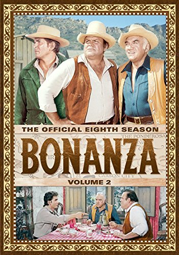 Bonanza Season 8 Volume 2 DVD