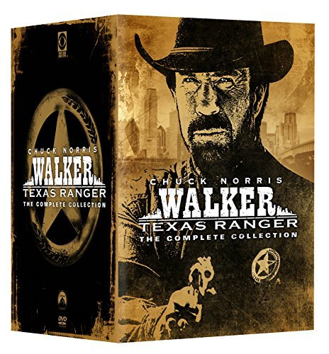 Walker Texas Ranger Complete Collection DVD