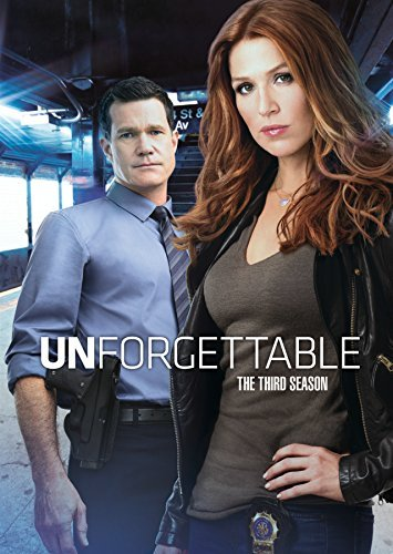 Unforgettable Third Season Unforgettable Third Season DVD
