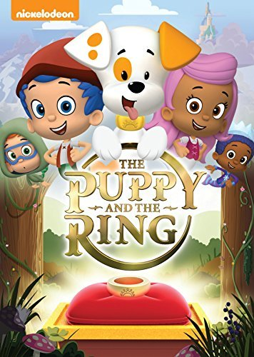 Bubble Guppies Puppy & The Ring DVD