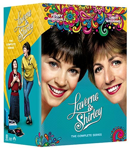 Laverne & Shirley The Complete Series 28 DVD Complete Series
