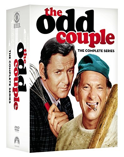 Odd Couple The Complete Series DVD