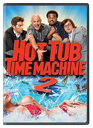 Hot Tub Time Machine 2 Corddry Robinson Duke Scott DVD R
