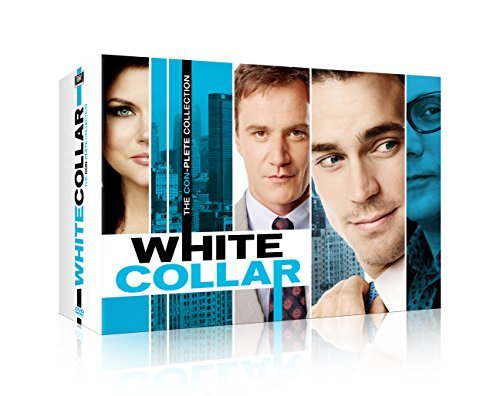 White Collar The Complete Series DVD