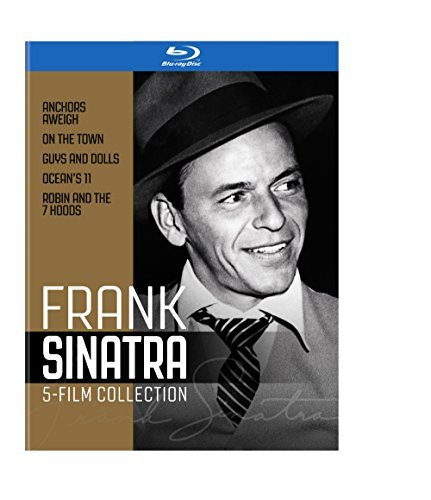 Frank Sinatra 5 Film Collection Blu Ray