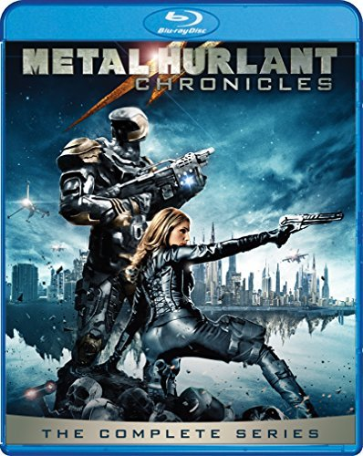 Metal Hurlant Chronicles The Complete Series Blu Ray