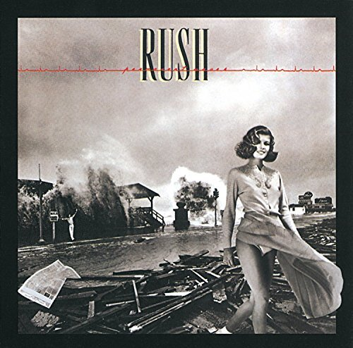 Rush Permanent Waves Permanent Waves