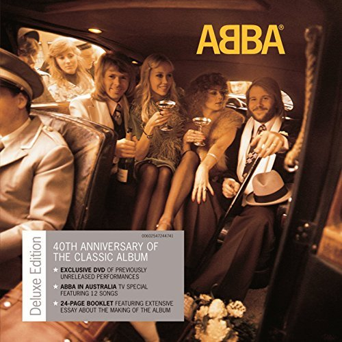 Abba Abba 40th Anniversary Edition Import Eu