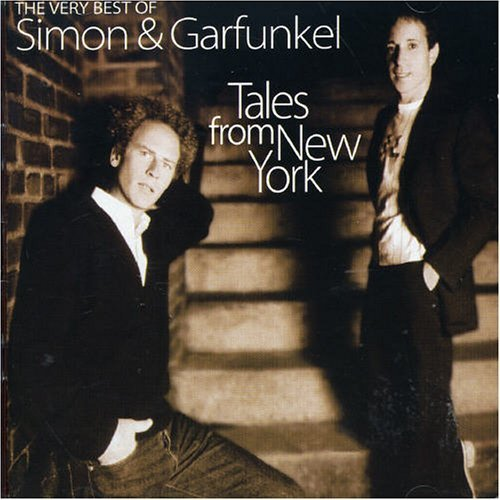 Simon & Garfunkel Tales From New York Import Swe Remastered
