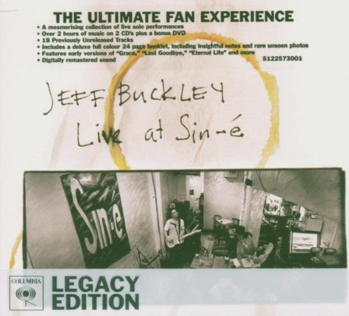 Jeff Buckley Live At Sin E (legacy Edition) Import Eu 3 CD