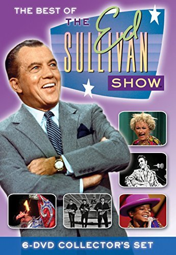 Best Of The Ed Sullivan Show 6 DVD Set Ed Sullivan The Best Of The E Best Of The Ed Sullivan Show 6 DVD Set