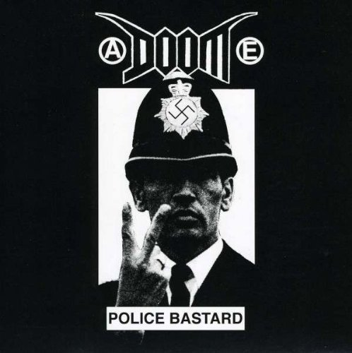 Doom Police Bastard 7 Inch Single