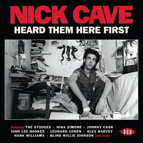 Nick Cave Heard Them Here Firs Nick Cave Heard Them Here Firs Import Gbr
