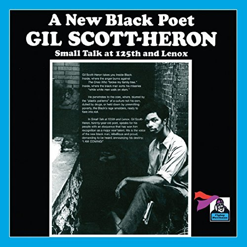 Gil Scott Heron Small Talk At 125th & Lenox Import Gbr Small Talk At 125th & Lenox