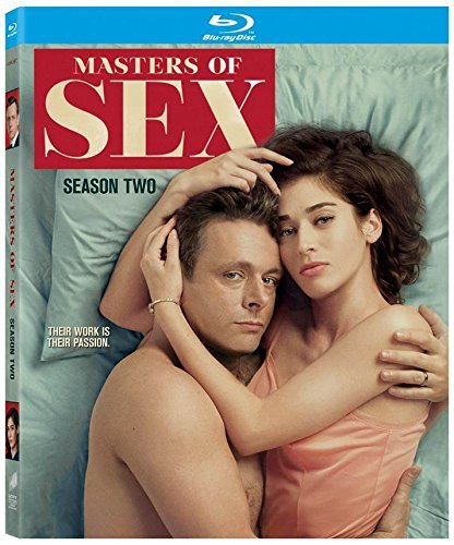 Masters Of Sex Season 2 Blu Ray