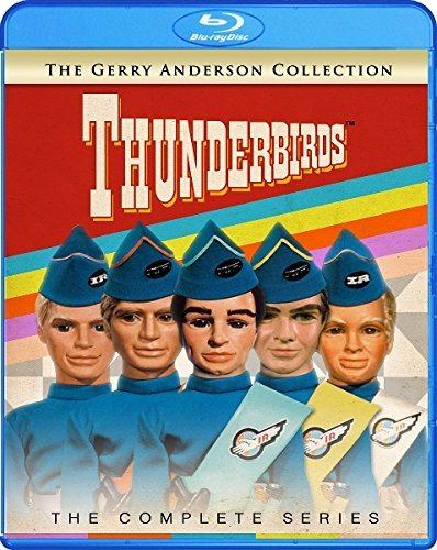 Thunderbirds The Complete Series Blu Ray