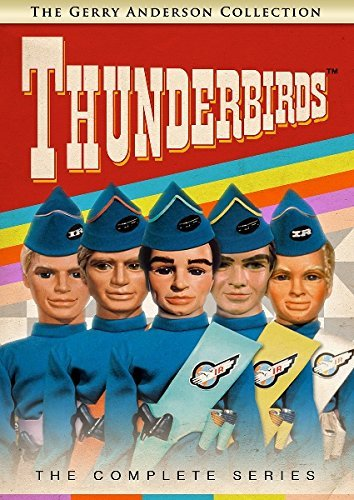 Thunderbirds The Complete Series Complete Series