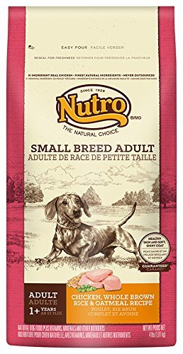 Nutro D Small Breed 4lb Qb 6